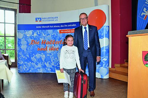 1. Sieger 1. Klasse Anna Weiß Montessori Schule