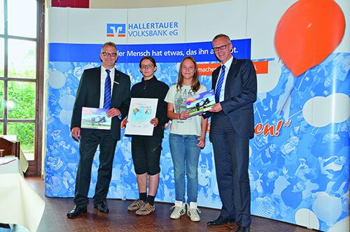 Landessieger Malen Valentin Pfab und Elena Vogler 2015_2